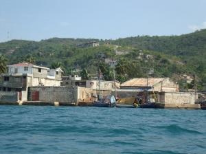 Shoreline of Miragoane