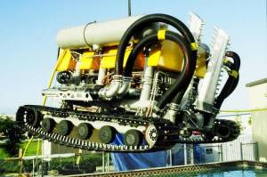 A trenching class ROV